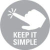 K.I.S.S Keep It Simple Stupid Easy to Use Software